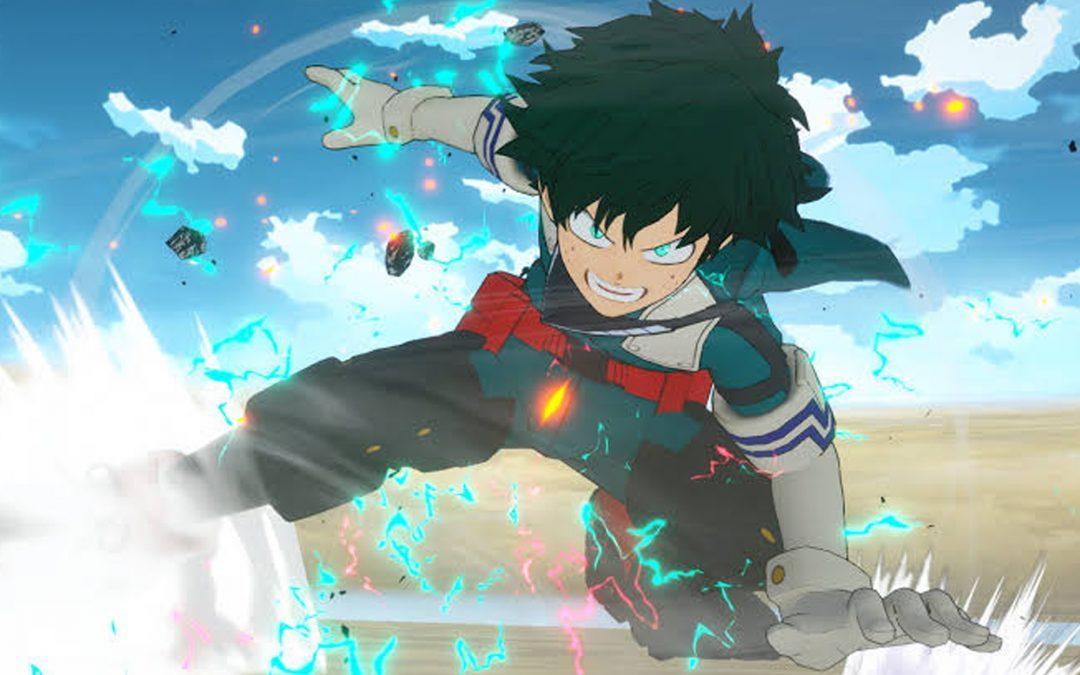 MY HERO ACADEMIA | Jogo inspirado no anime ganha continuação! Veja o trailer agora!
