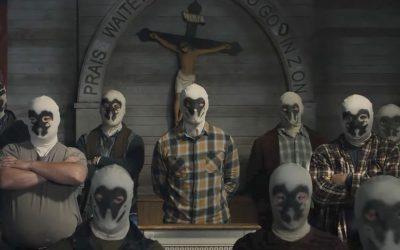 WATCHMEN   HBO revela a data de estreia da série de 'heróis'!