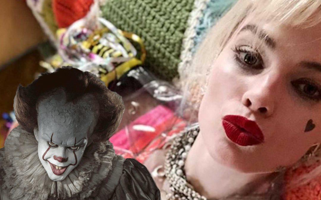 AVES DE RAPINA | Teaser do filme faz piada com It – A Coisa!