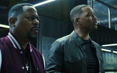 BAD BOYS   Sequência com Will Smith e Martin Lawrence ganha seu primeiro trailer!