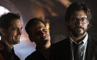 LA CASA DE PAPEL | Ator pode ter revelado estreia da 4ª temporada!