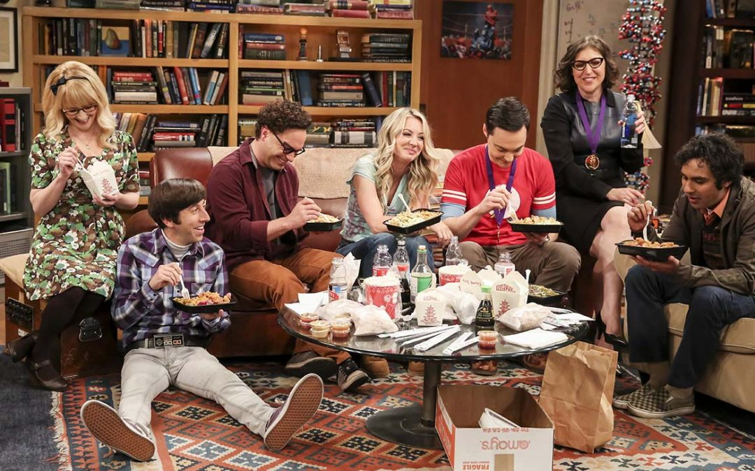 THE BIG BANG THEORY | Globoplay disponibiliza 12º e última temporada!
