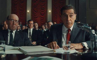 O IRLANDÊS | Confira o novo trailer do filme de Scorsese!