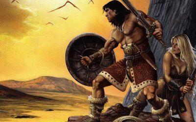 PANINI | Editora adquire os direitos de Conan e lança produtos!