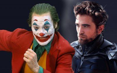 CORINGA   Joaquin Phoenix não vai enfrentar Batman de Pattinson!