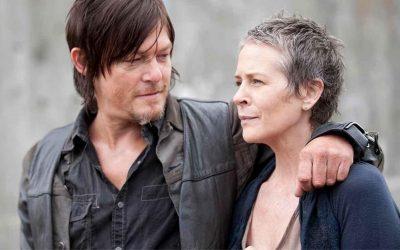 THE WALKING DEAD   Diretora comenta futuro de Daryl e Carol!
