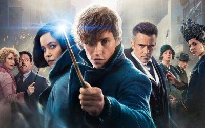 ANIMAIS FANTÁSTICOS | Primeiro filme chega a Netflix em outubro!