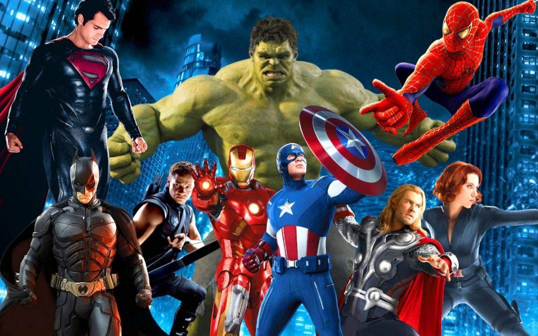 CONTEXTÃO #4 | Quem são os seus heróis da infância?