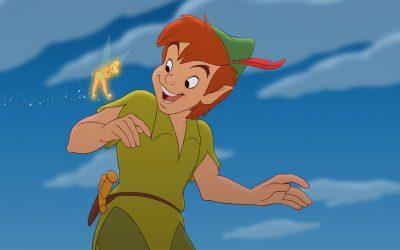 THE LOST GIRLS   Filme do universo de Peter Pan anuncia Emma Thompson!