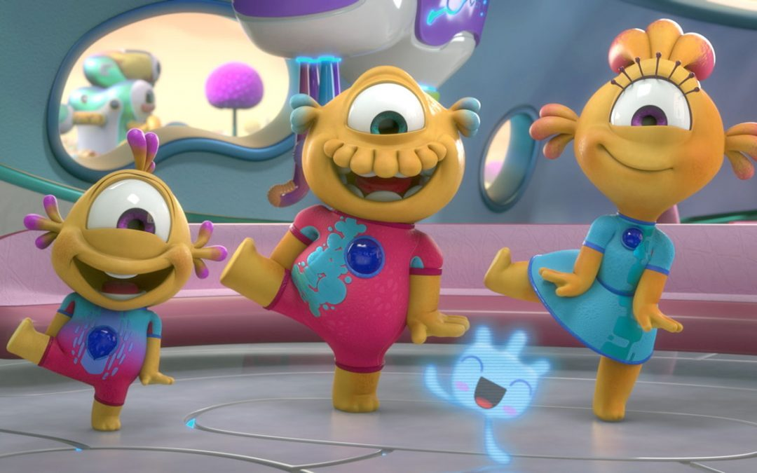 NIVIS | Novos episódios chegam ao Disney Junior!