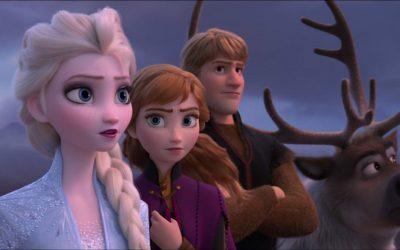 FROZEN 2   Animação da Disney ganha novo pôster!