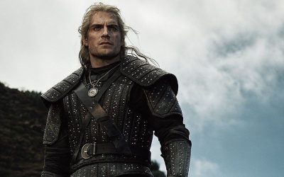 THE WITCHER | Confira o novo visual de Henry Cavill como Geralt!