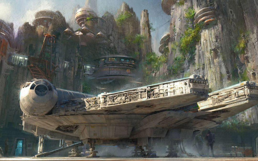 STAR WARS | Disney revela nova atração nos parques!
