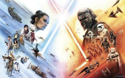 STAR WARS: A ASCENSÃO SKYWALKER | Trailer Reaction!