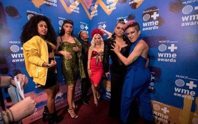 WME | TNT exibirá premiação com exclusividade!