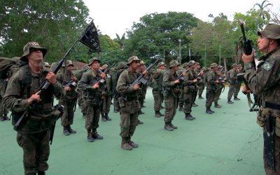 HISTORY | A série sobre treinamento do exército na floresta amazônica!