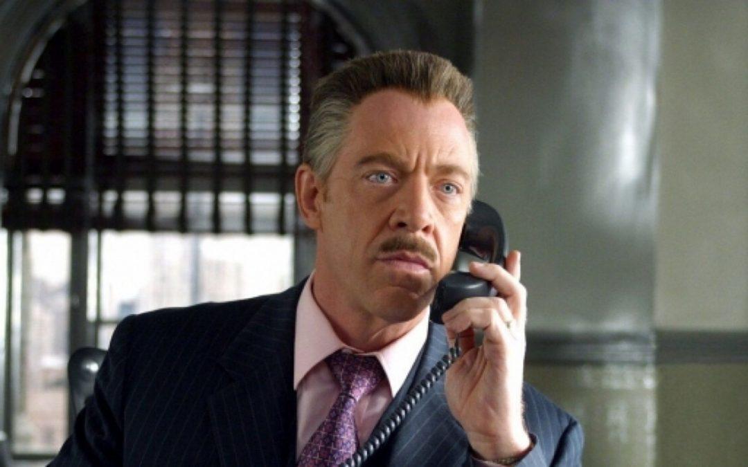 MORBIUS | J. K. Simmons voltará a ser J. Jonah Jameson!