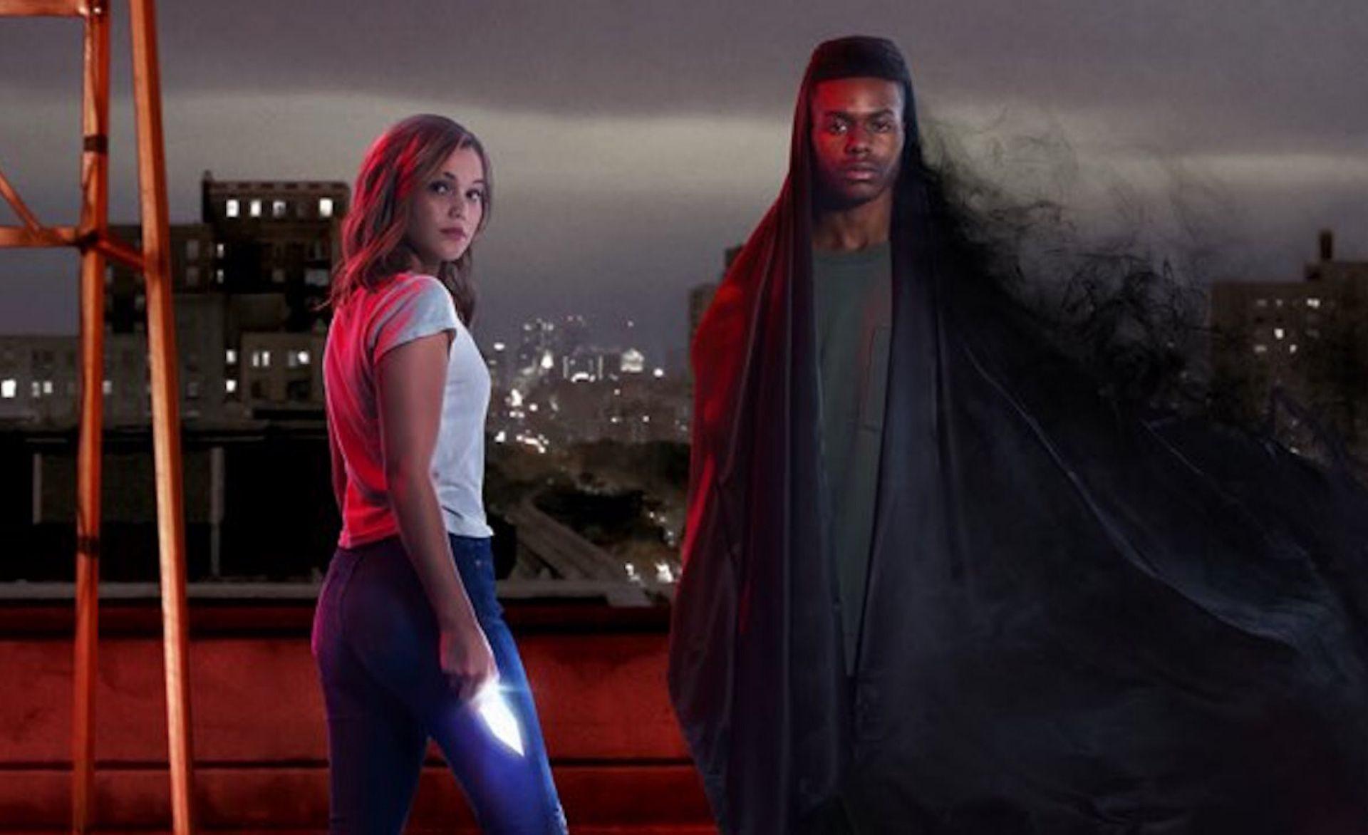 Resultado de imagem para Manto e Adaga: série é cancelada e não terá 3ª temporada