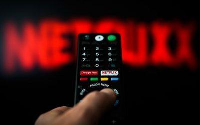 NETFLIX   O streaming está falindo?