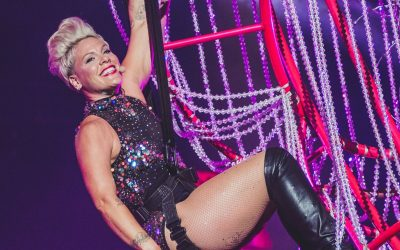 ROCK IN RIO   No 6º dia, Pink faz o melhor show de todo o festival!
