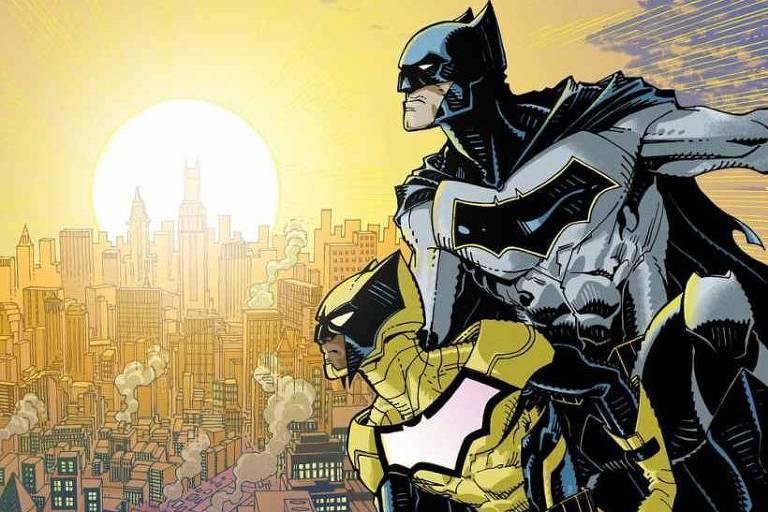 BATMAN   Panini lança livro ilustrado em comemoração aos 80 anos do Homem-Morcego!