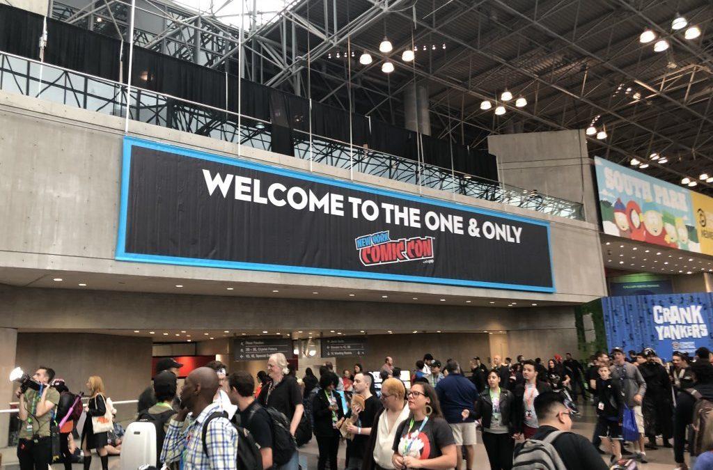 LIVE NYCC – 2019 | O melhor do último dia!