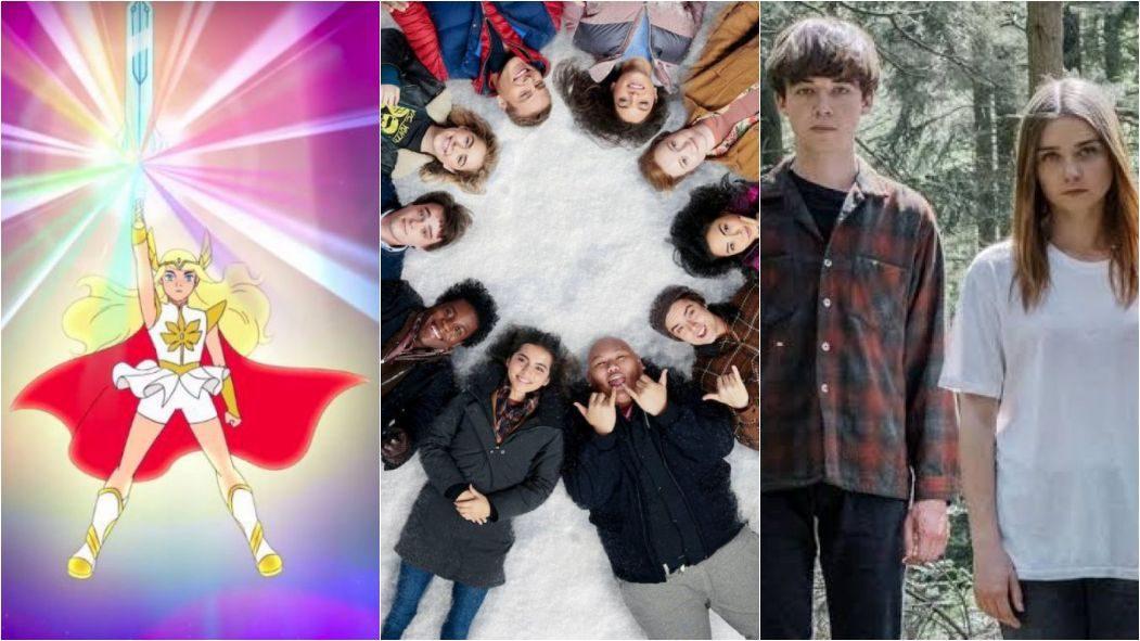 NETFLIX | 16 séries que estreiam em novembro!