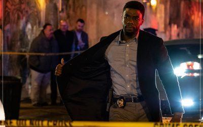 CRIME SEM SAÍDA   Thriller policial estrelado por Chadwick Boseman, ganha trailer!