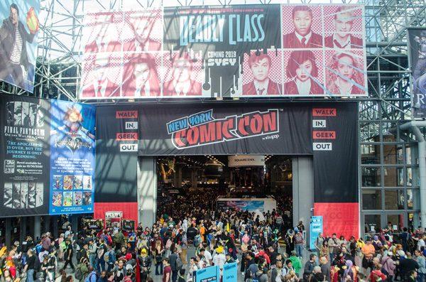 LIVE NYCC – 2019 | O melhor do primeiro dia!