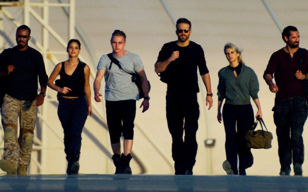 ESQUADRÃO 6 | Confira o trailer do novo filme de Ryan Reynolds !