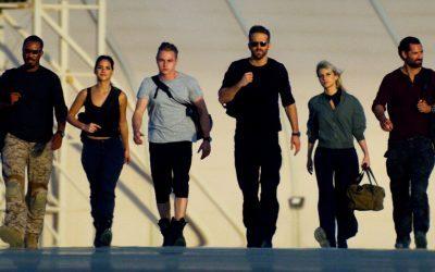 ESQUADRÃO 6   Confira o trailer do novo filme de Ryan Reynolds !