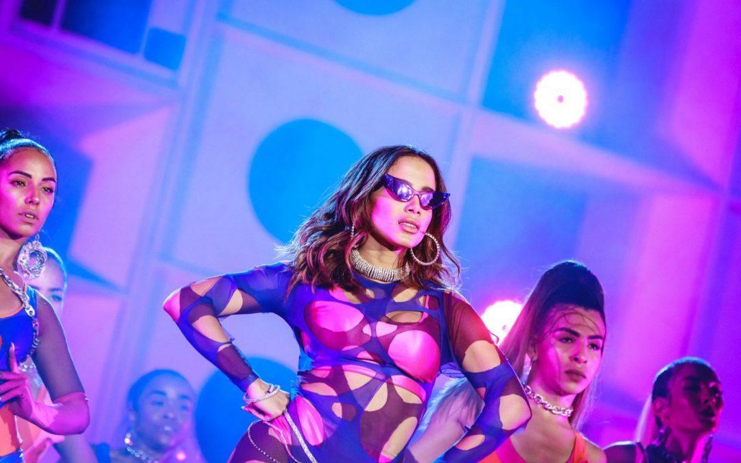ROCK IN RIO | Anitta é a artista mais comentada do festival!