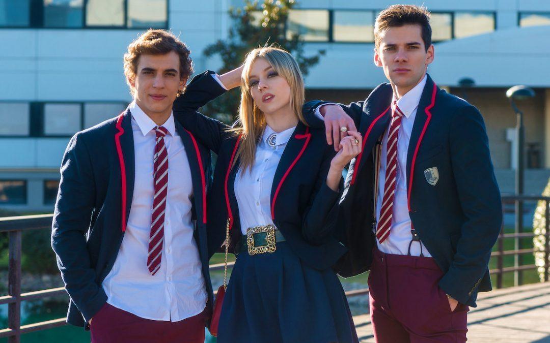 ELITE | Netflix anuncia fim das gravações e novos personagens da 3ª temporada!