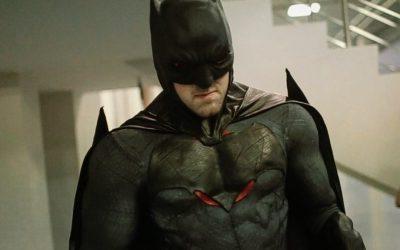 VLOG NYCC – 2019 | Encontramos o verdadeiro Bruce Wayne!