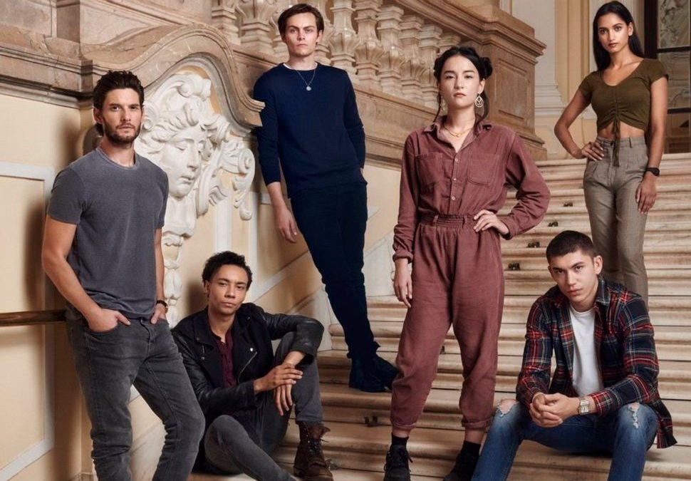 SOMBRA E OSSOS   Netflix anuncia elenco da série!