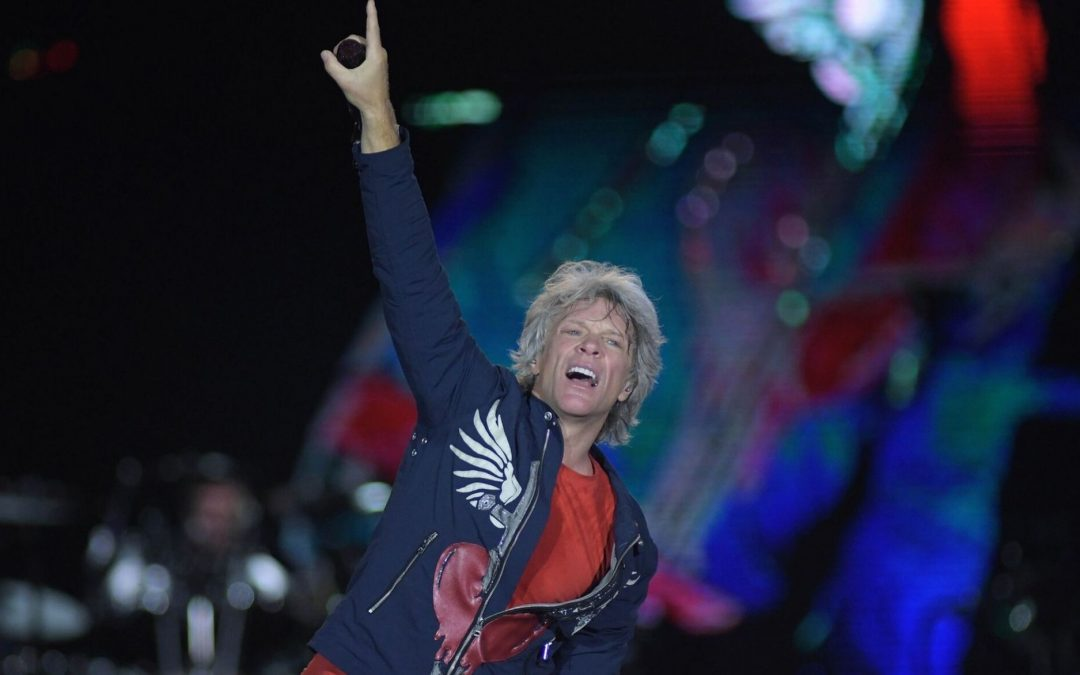 ROCK IN RIO | O romântico de Bon Jovi no 3º dia de festival!