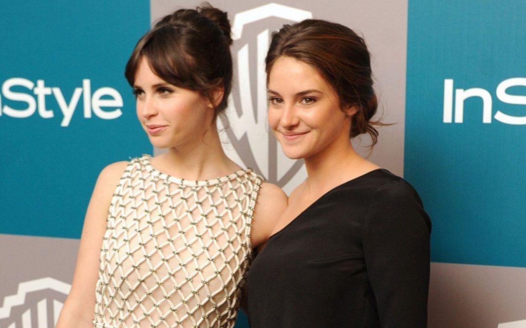 A ÚLTIMA CARTA DE AMOR   Adaptação terá Shailene Woodley e Felicity Jones!