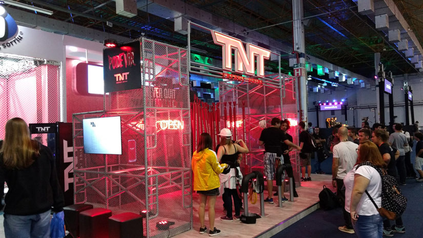 BGS | TNT patrocina o evento pelo quarto ano consecutivo!