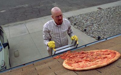 DOMINO´S PIZZA | Um ano de pizza grátis para quem encontrar caixas no telhado das lojas!