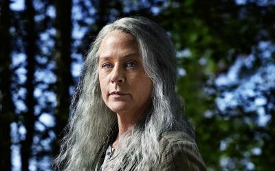 THE WALKING DEAD   Carol está se preparando para ir?