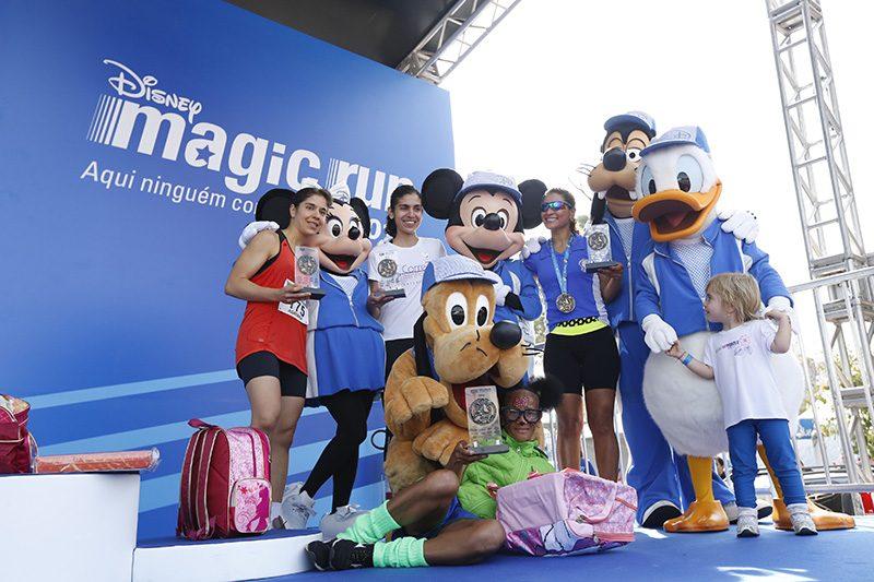 DISNEY MAGIC RUN   Evento acontece domingo no Rio de Janeiro!