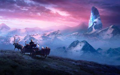 FROZEN 2 | Disney Animation divulga novos cartazes individuais!