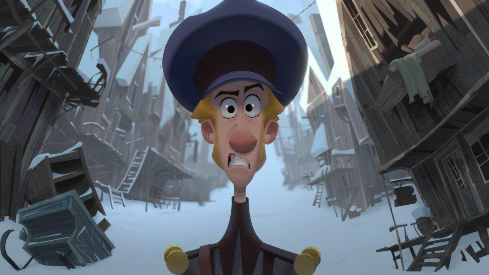 KLAUS   Conheça o primeiro longa de animação da Netflix!