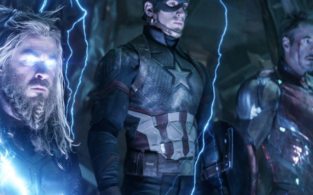 VINGADORES ULTIMATO | Marvel inicia campanha para o Oscar!