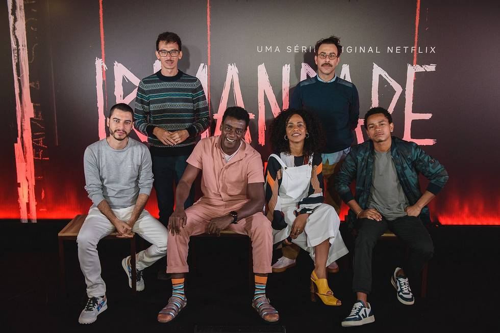 IRMANDADE | Elenco fala sobre trama, processo criativo e o que esperar da nova série da Netflix!