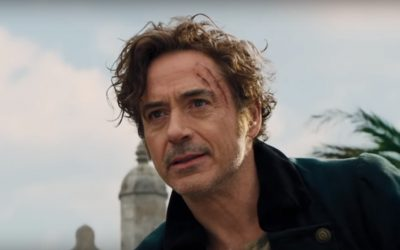 DOLITTLE |Longa com Robert Downey Jr. ganha trailer!