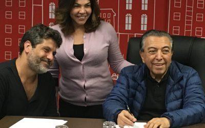MAURÍCIO DE SOUSA   Autor ganhará cinebiografia em live-action!