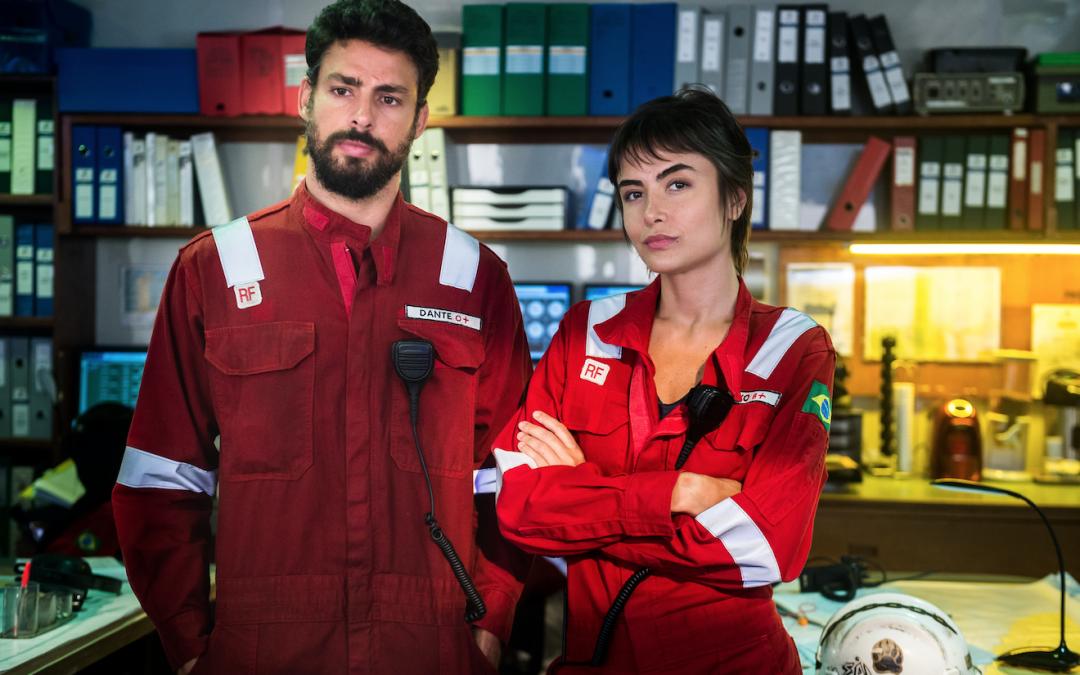 ILHA DE FERRO | 2ª Temporada estreia este mês no Globoplay!