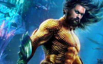 AQUAMAN | Sequência confirma o retorno do Arraia Negra!