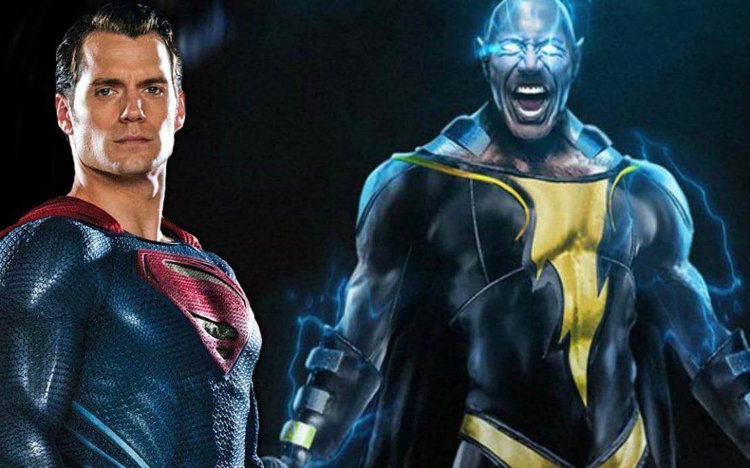 ADÃO NEGRO | Henry Cavill poderá aparecer como Super-Homem!